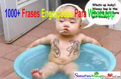 Frases Engraçadas Para Whatsapp – Certifique-se não rir!